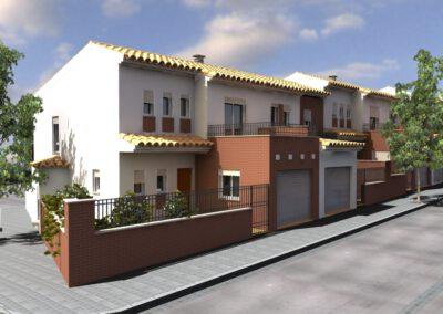 Viviendas en Játar Granada