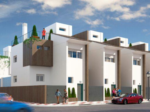 RESIDENCIAL «NEVADA HOUSE»