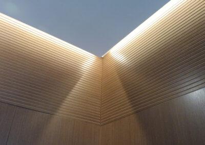 Asegra interior oficinas Arquitectura Granada Diseño de interiores