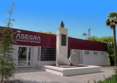 Asegra Granada Polígono Industrial